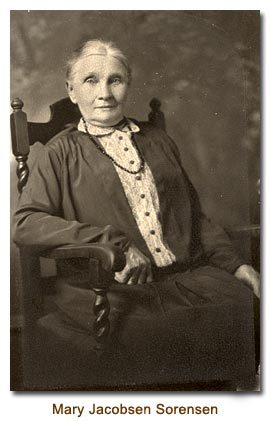 Mary Jacobsen Sorensen
