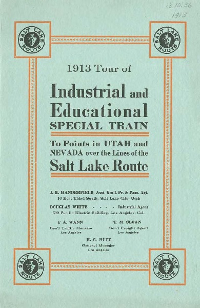 Farmer's Industrial Train Program