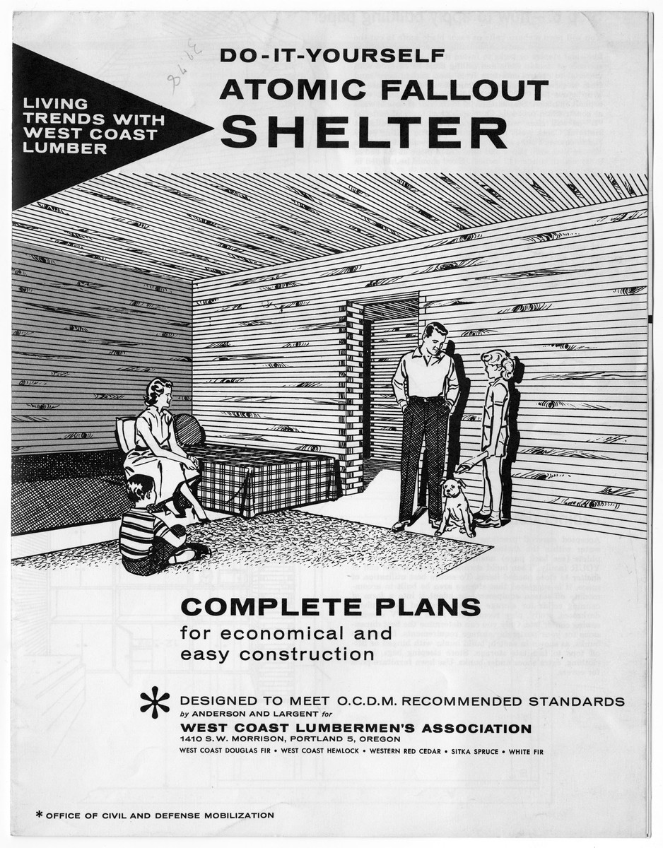 Do-It-Yourself Atomic Shelter