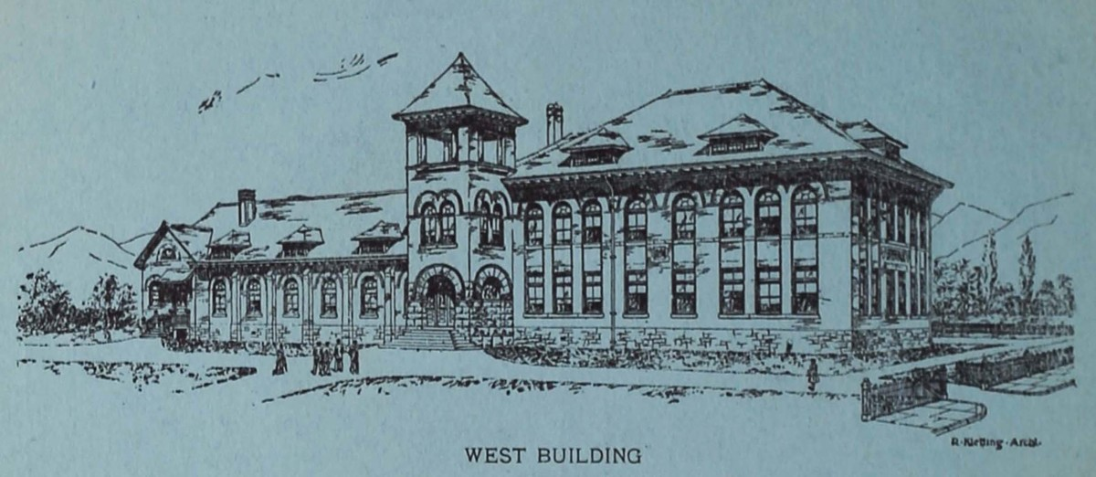 The West Building