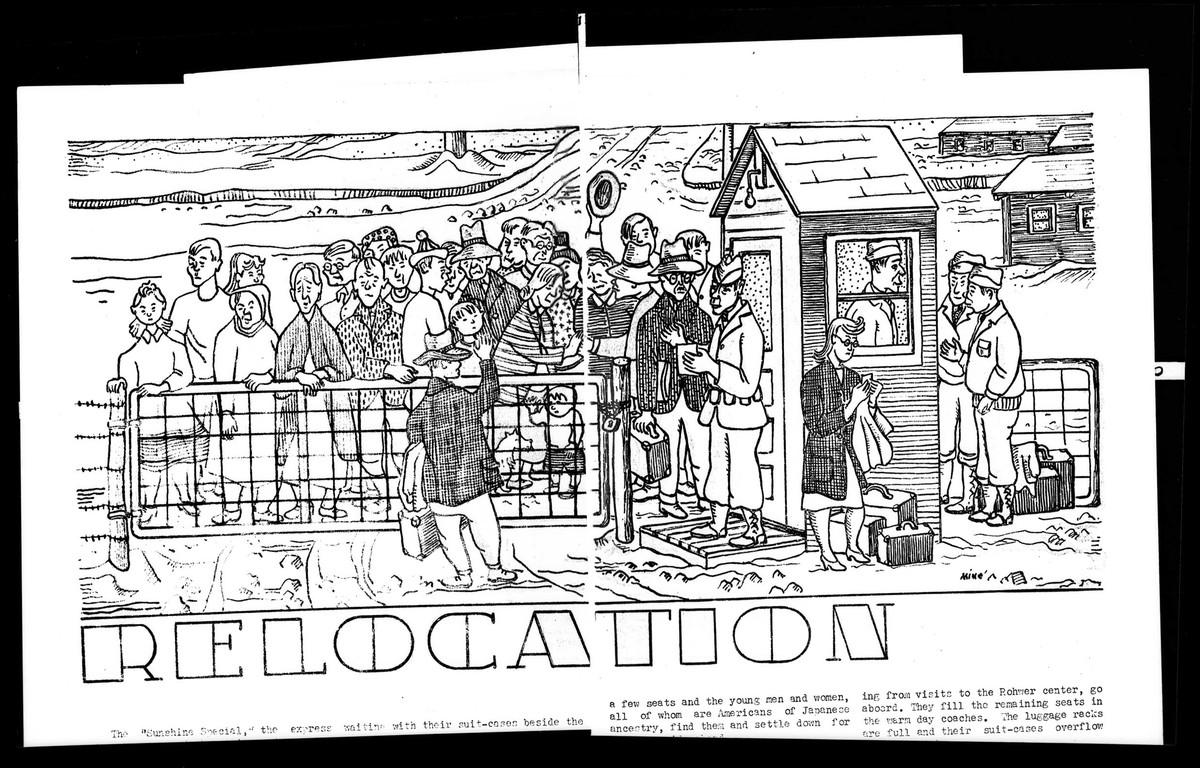 Illustration of Relocation