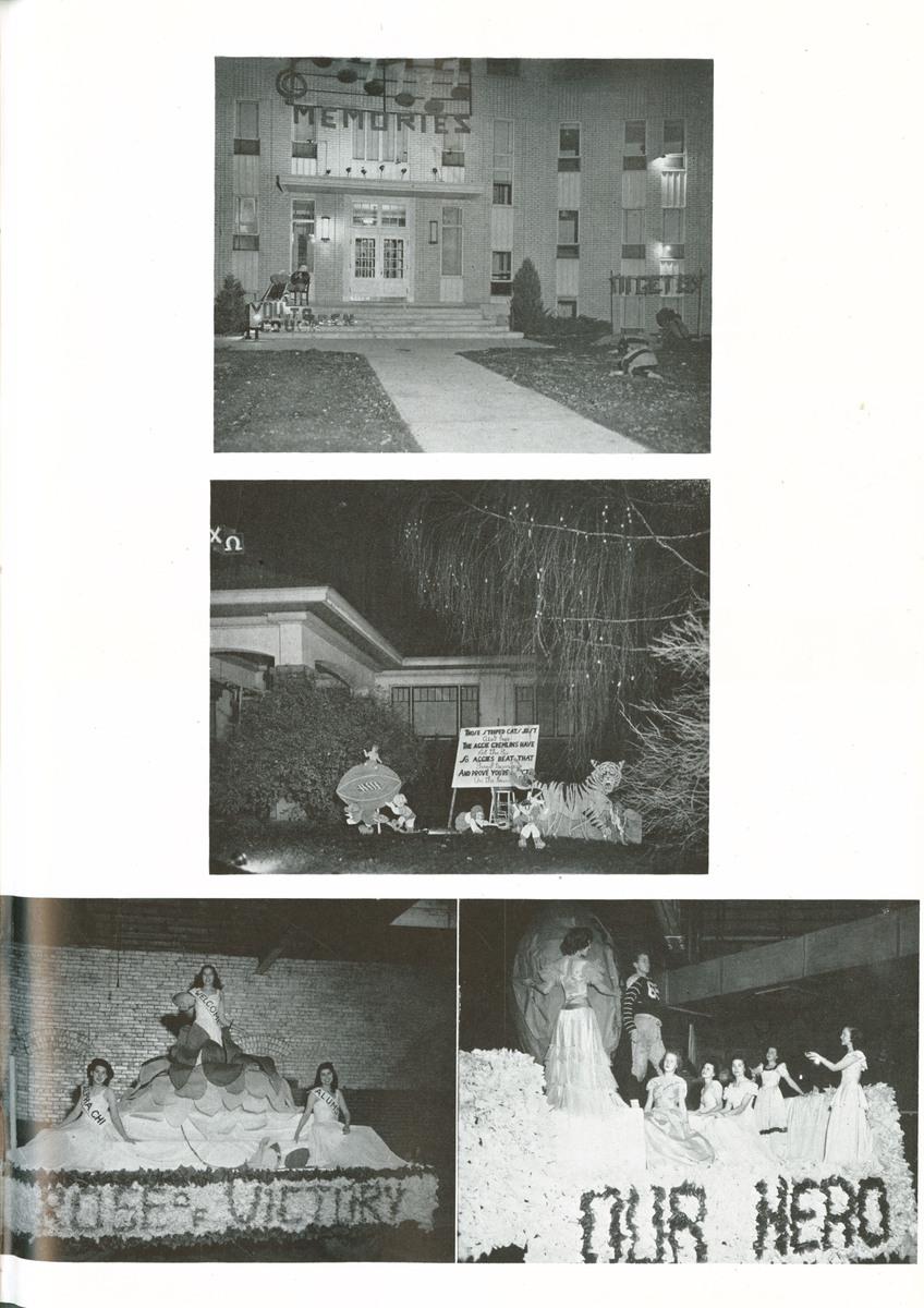 1945 Buzzer, page 103
