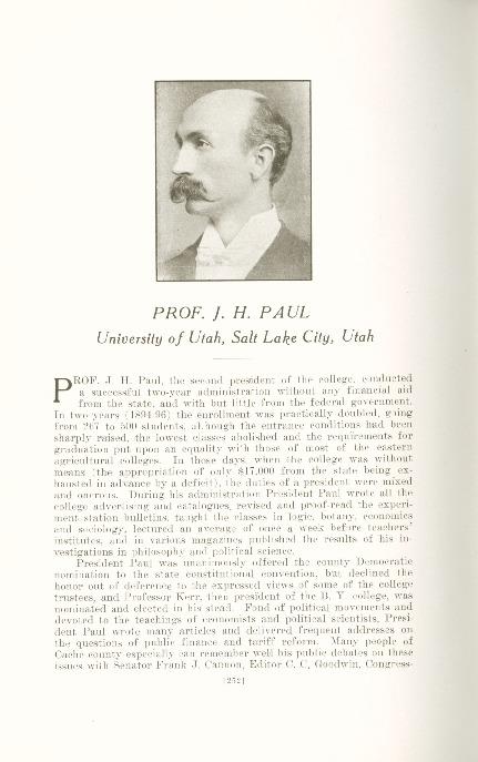 1909 A.C.U. Graduate Yearbook, Page 252