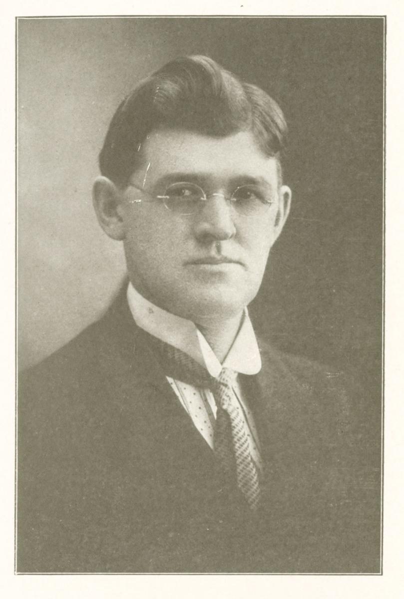 Lewis Alford Merrill, 1909
