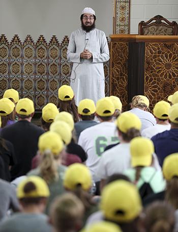 Interfaith Discussion at Khadeeja Islamic Center,