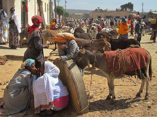 Eritrean Market