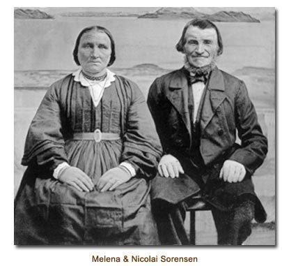 Melena & Nicolai Sorensen