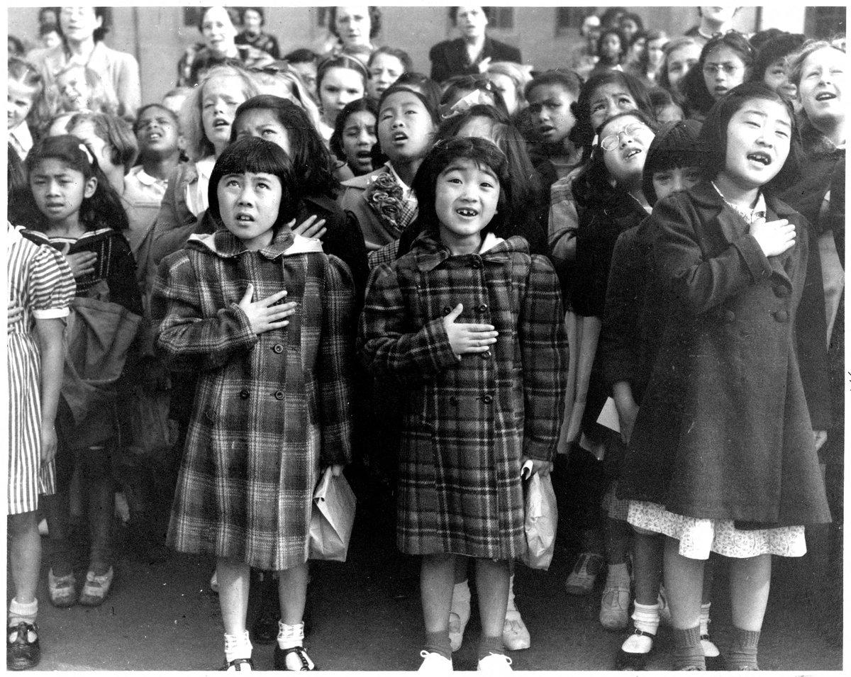 School Children, San Francisco