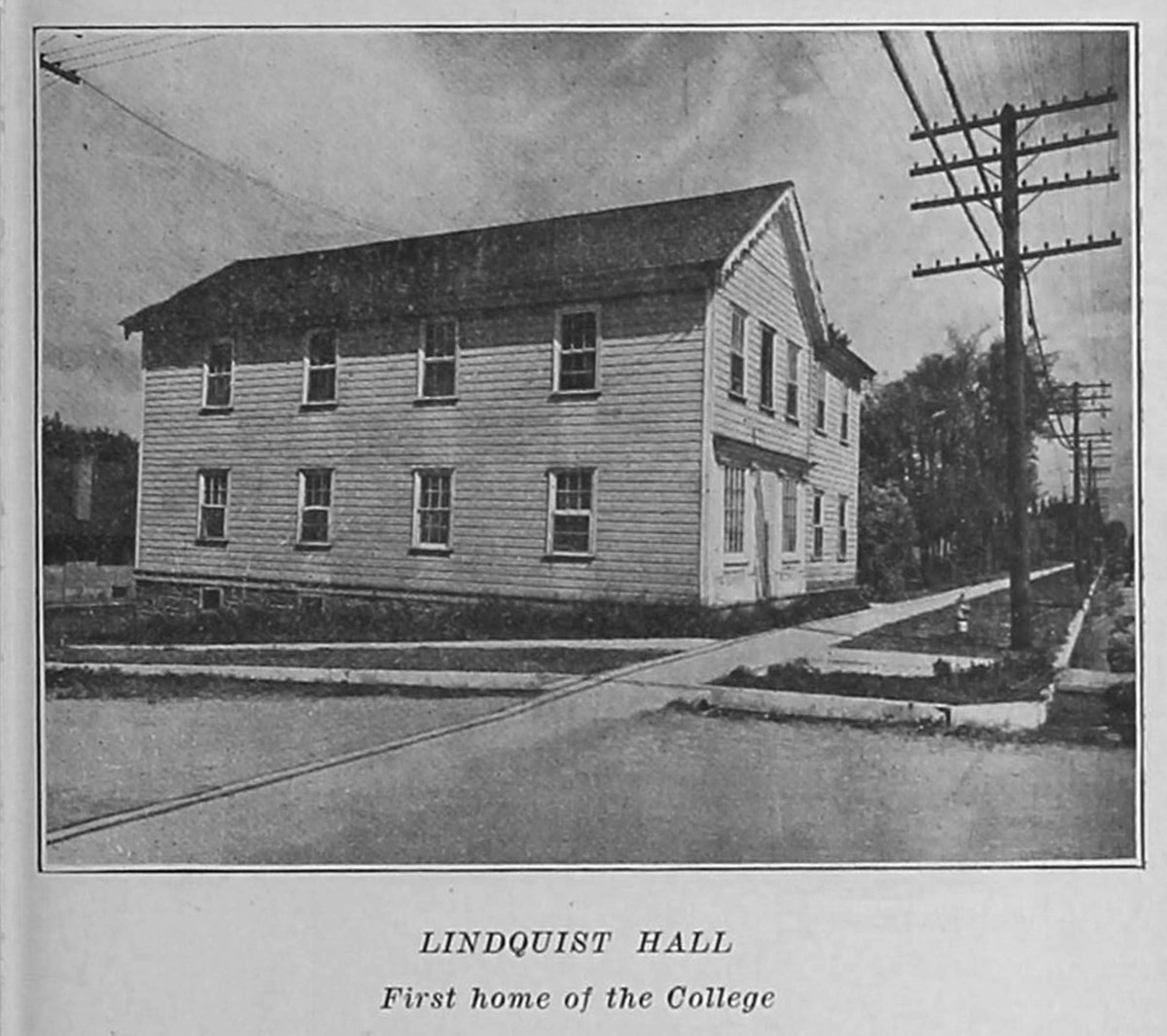 Lindquist Hall