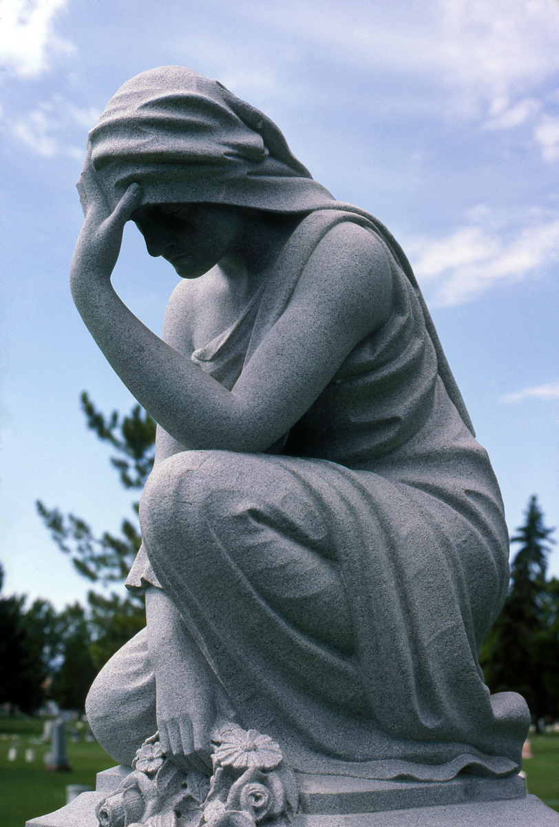 Weeping Woman 1986
