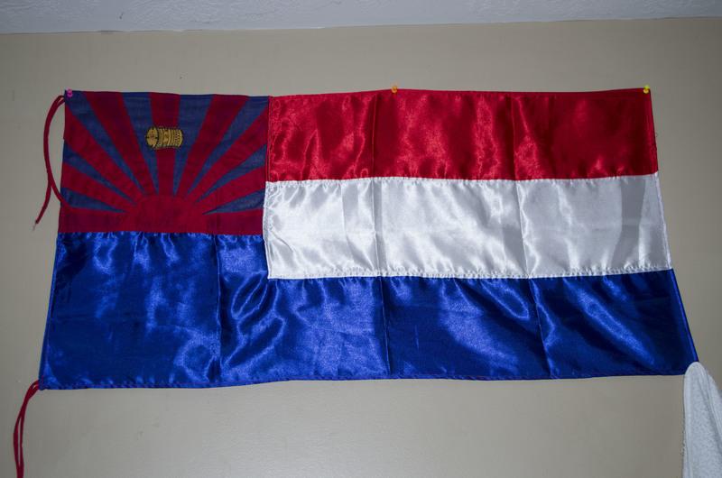 Karen State flag