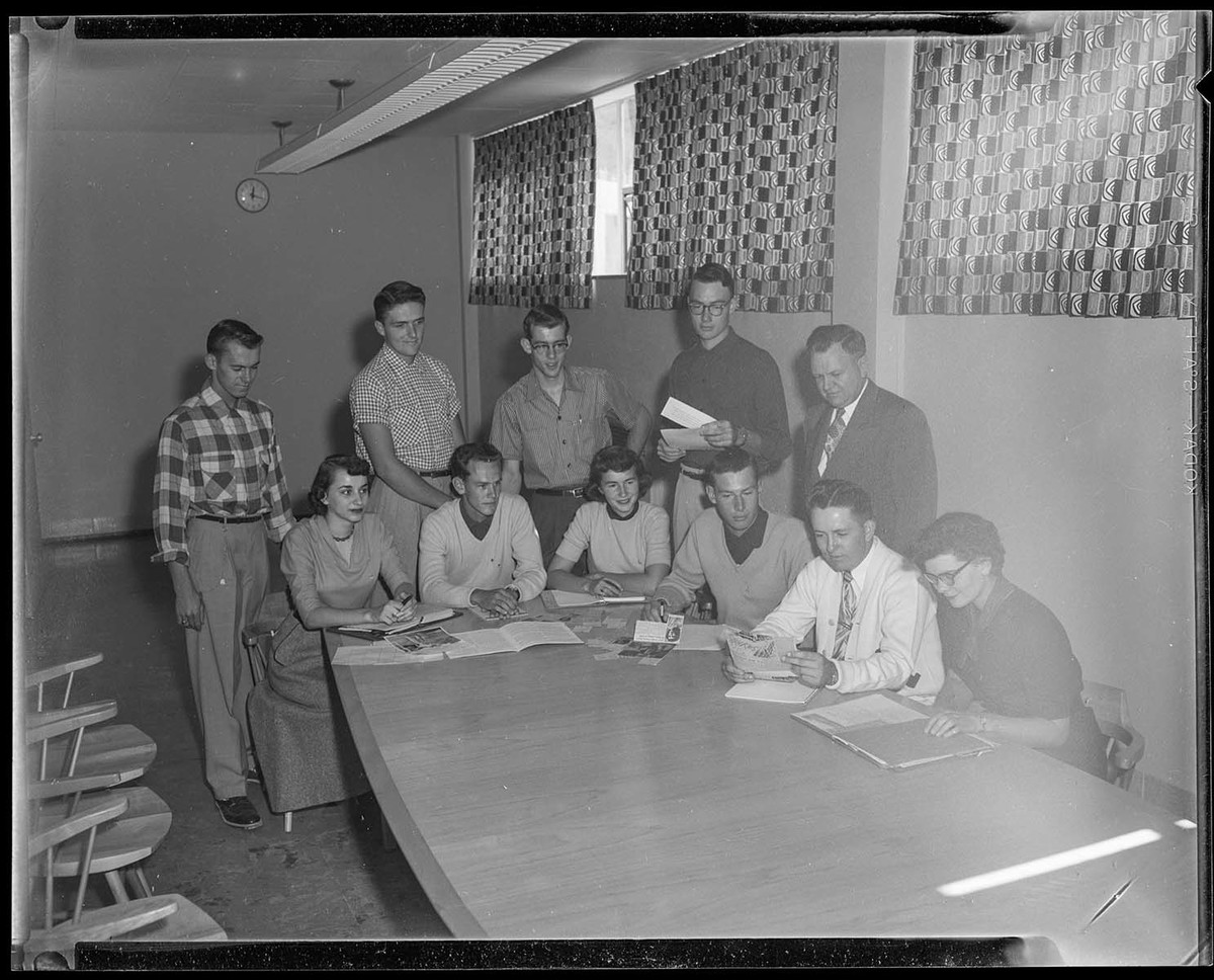 Homecoming Committee, c. 1950