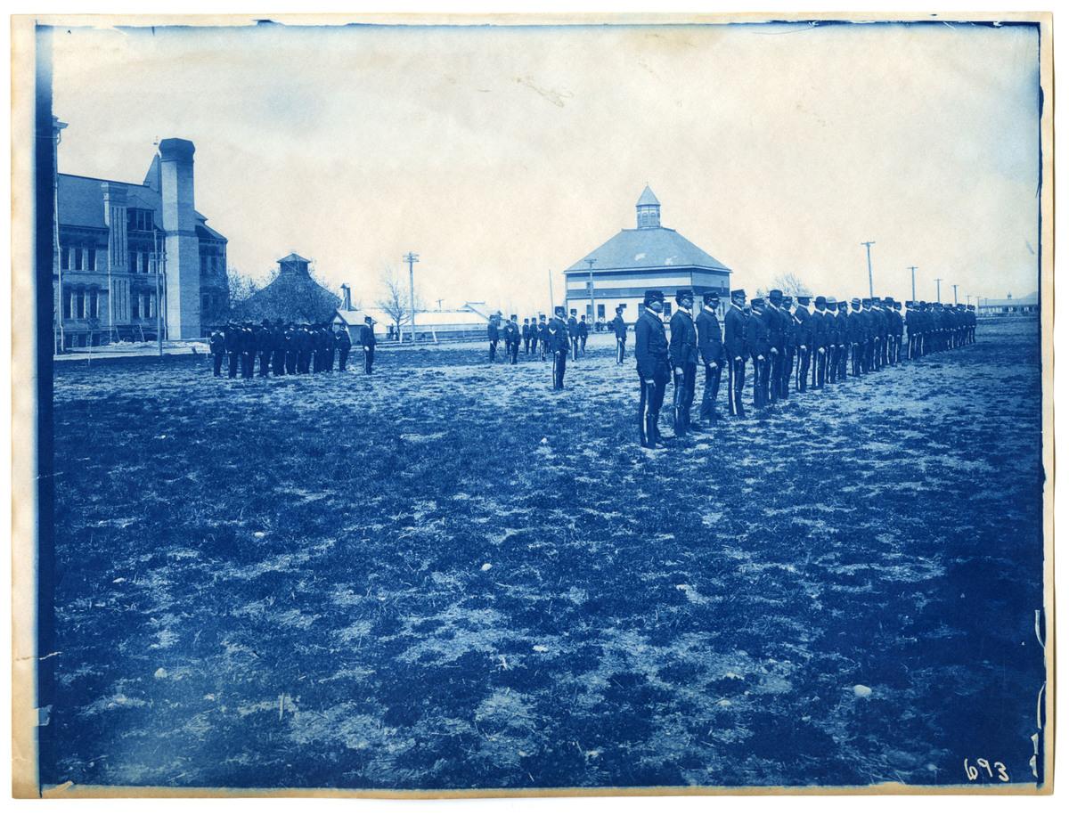 1896-1916 Agricultural College of Utah Cyanotype 33