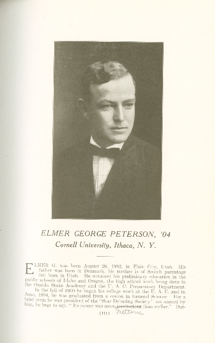 1909 A.C.U. Graduate Yearbook, Page 171