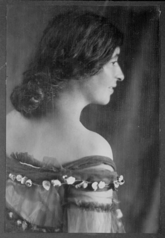 Anna Strunsky Portrait