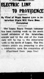 Logan_Republican_1913_05_17_Electric_Line_to_Providence.pdf