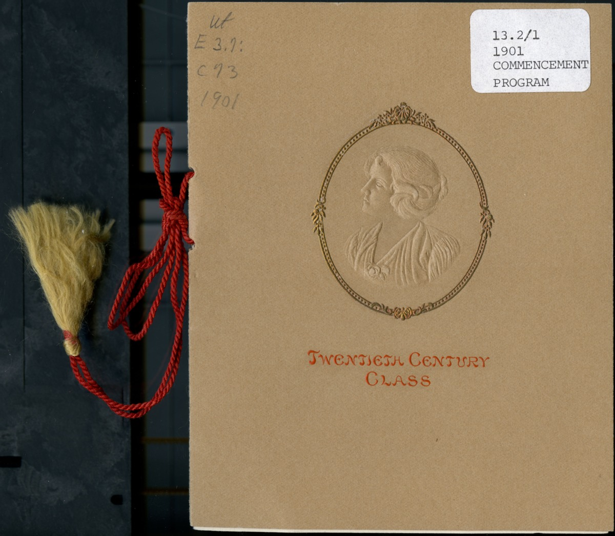1901 UAC Commencement Invitation