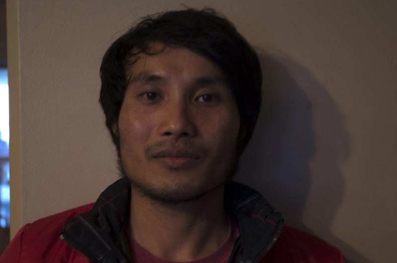 Portrait of Eh Htoo
