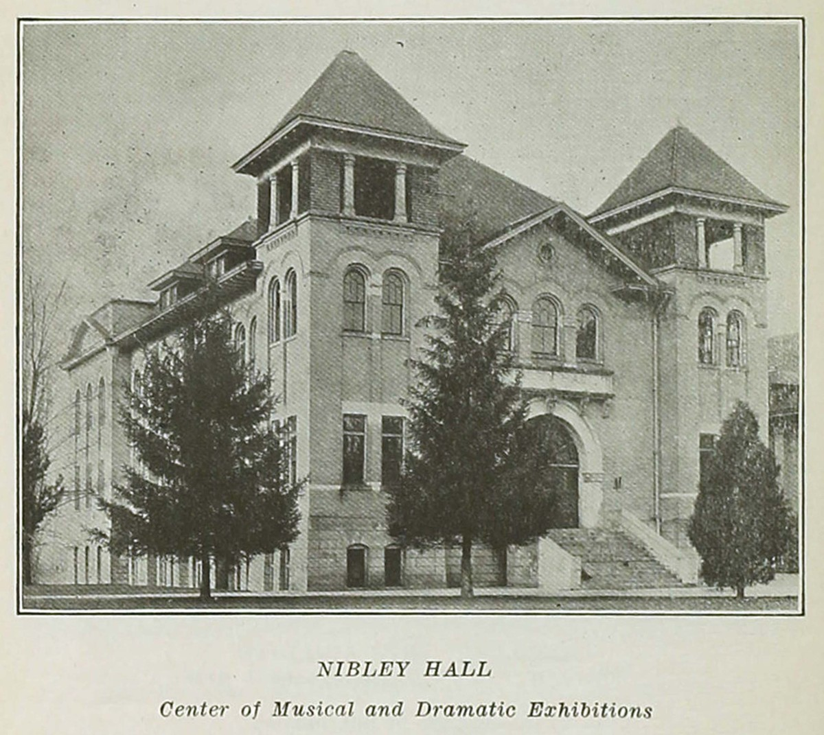 NIbley Hall