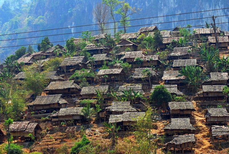 Mae La Camp, Thailand