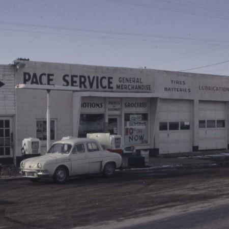 Pace Service Co-op, Coalville, Utah;