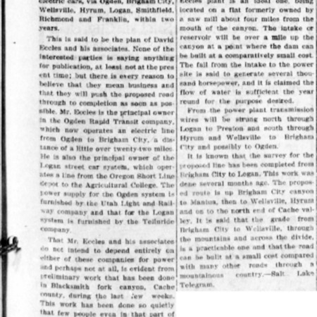 Logan_Republican_1911_08_31_Will_Build_Electric_Road_Salt_Lake_to_Preston_Idaho.pdf