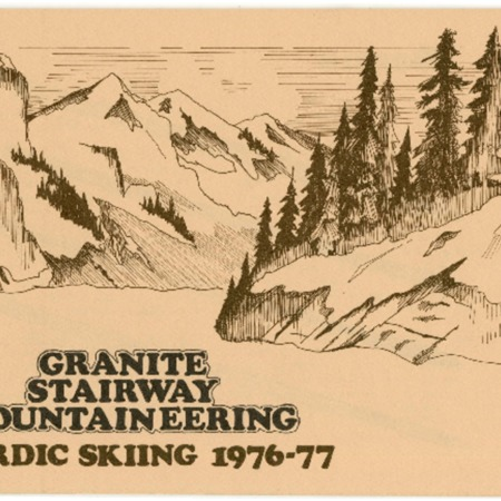 Granite Stairway Mountaineering, 1976-1977