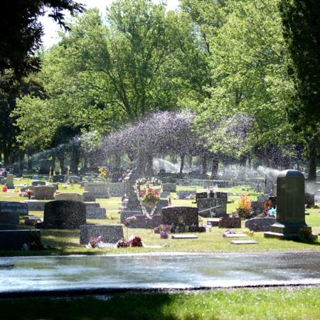 Logan Cemetery, 4