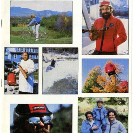 Chuck Roast Outdoor Wear & Gear, 1983