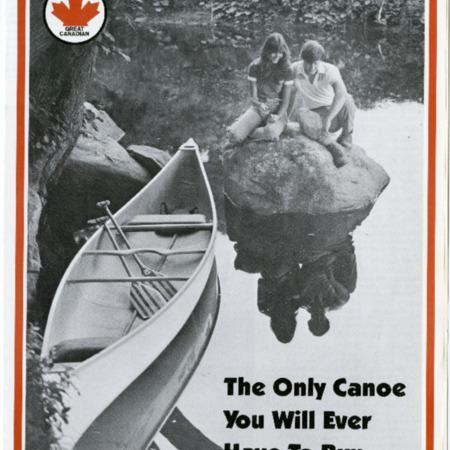 Great Canadian Canoe, 1975