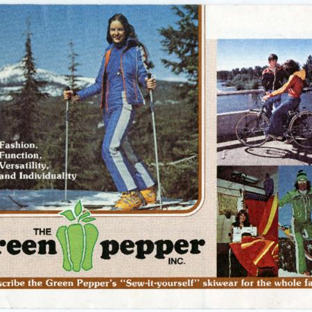 Green Pepper, 1982