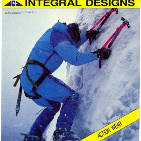 Integral Designs, Action Wear, undated