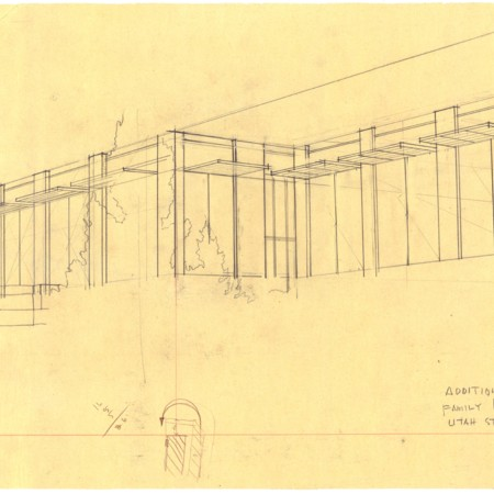 Family Life Building Addition Design