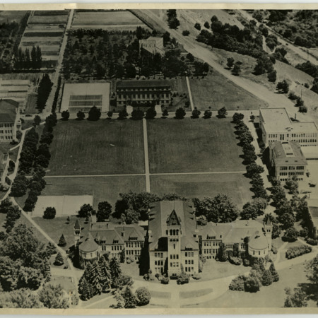 Aerial View of USAC