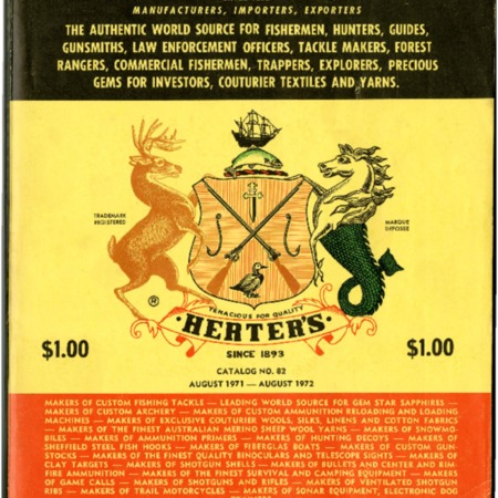 Herter's, 1971