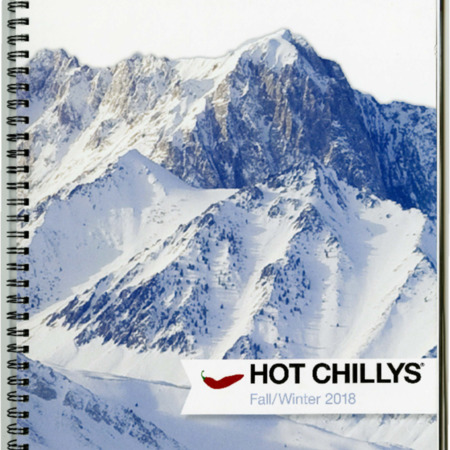 Hot Chillys, Fall/Winter 2018