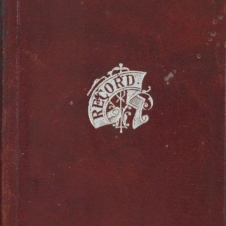 Diary of Elder A.N. Sorensen