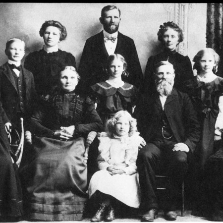 Isaac Sorensen Family