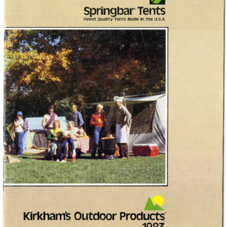 Kirkham's Outdoor Products, 1983