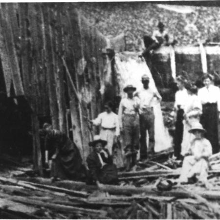Landing Sawmill