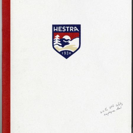 Hestra, Range Book 2018
