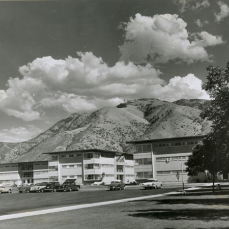 Dormitories — Moen, Greaves and Reeder Halls, 1958