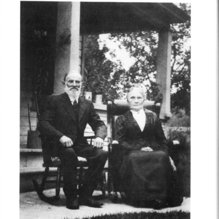 Isaac and Mary Sorensen