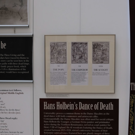 Physical Exhibit-Danse Macabre Panel 4