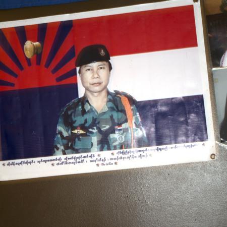 Kyaw Eh's Uncle