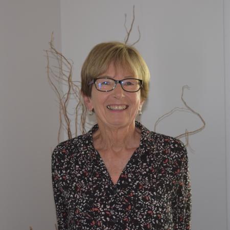 Photograph of Marilynne Glatfelter, April 24, 2018