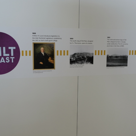 Physical Exhibit-Timeline 1