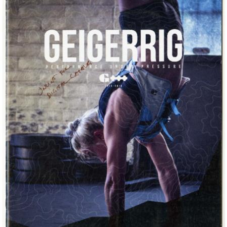 Geirgerrig, 2015