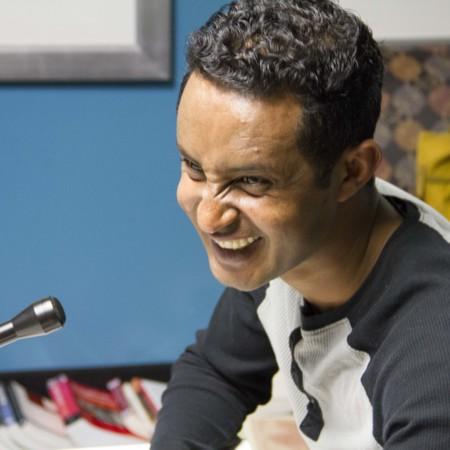 Berhane's Smile