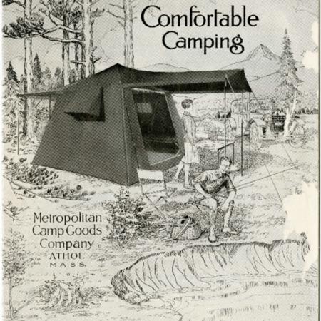 Metropolitan Camp Goods Company, 1928